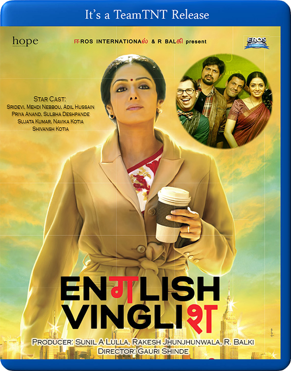 Watch English Vinglish (2012) Full Movie on FMoviesto