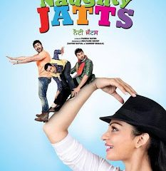 Naughty Jatts (2013) Punjabi Movie 300MB DVDScr