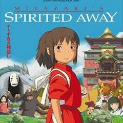 Spirited Away (2001) 300MB English BRRip 420p ESubs