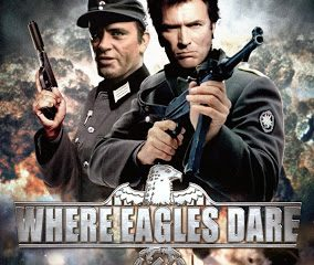 Where Eagles Dare (1968) 400MB