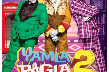 Yamla Pagla Deewana 2 (2013) Hindi Movie DVDRip