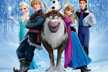 Frozen (2013) 250MB English TSRip