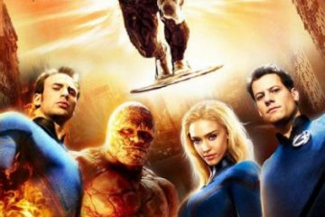 Fantastic 4 Rise of the Silver Surfer (2007) 300MB