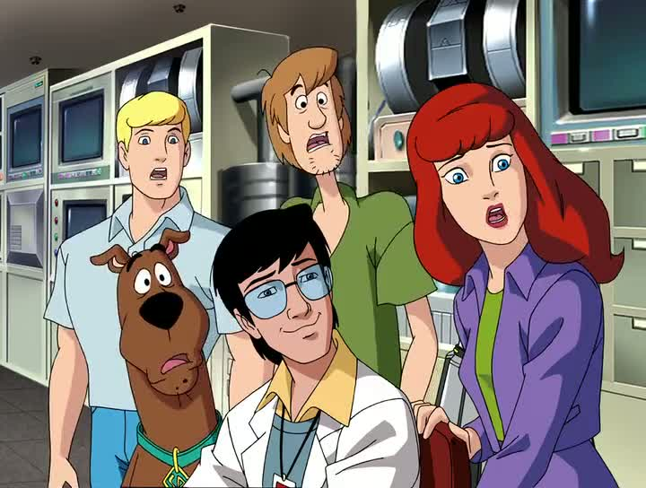 Scooby Doo And The Cyber Chase (2001)