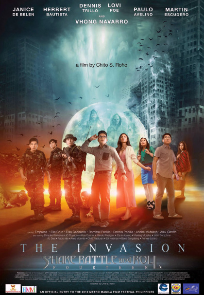 Shake Rattle And Roll Fourteen The Invasion (2012)