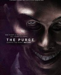 The Purge (2013) Dual Audio BRRip HD 720P