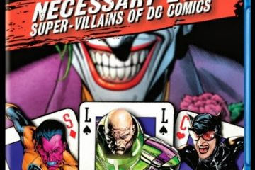 Necessary Evil: Super-Villains of DC Comics 2013 Watch Online