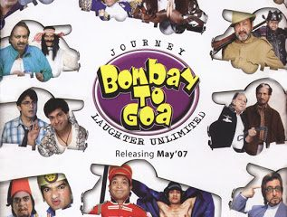 Journey Bombay to Goa – Laughter Unlimited (2007) | Watch Online