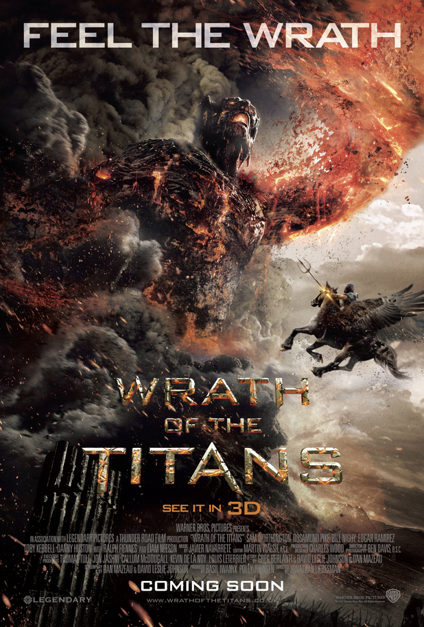 Wrath Of The Titans Watch (2012)