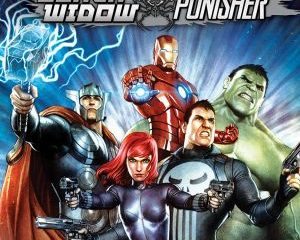 Avengers Confidential Black Widow & Punisher 2014 Watch Online