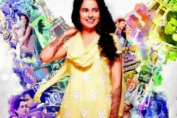 Queen (2014) Full Hindi Movie Watch Online 1080p Download For Free