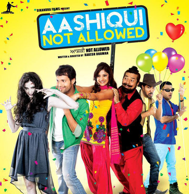 Aashiqui Not Allowed (2013)