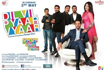Watch Dil Vil Pyar Vyar 2014 Punjabi Movie Online For Free In HD 1080p download