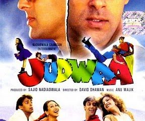 Judwaa (1997) Watch Online Hindi Movies For Free In HD 1080p