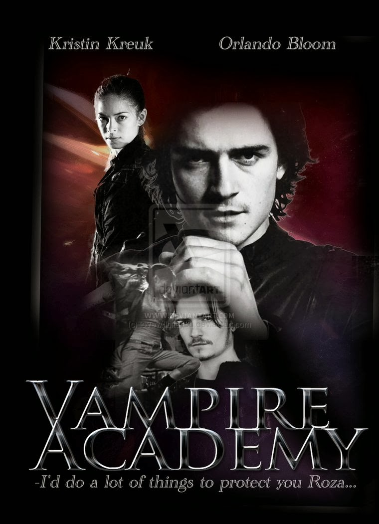Download Film Vampire Academy 2014