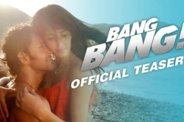 Bang Bang (2014) Hindi Movie Official trailer HD 1080p
