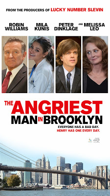 The Angriest Man in Brooklyn (2014)