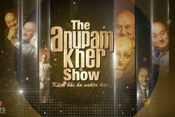 The Anupam Kher Show 20th July (2014) HD 1080P 300MB Free Download