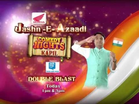 Comedy Nights With Kapil 15th August (2014)