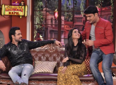 Comedy Nights With Kapil 23rd August (2014)