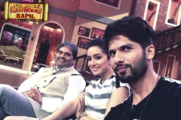 Comedy Nights With Kapil 24th August (2014) HD 720P 300MB Free Download