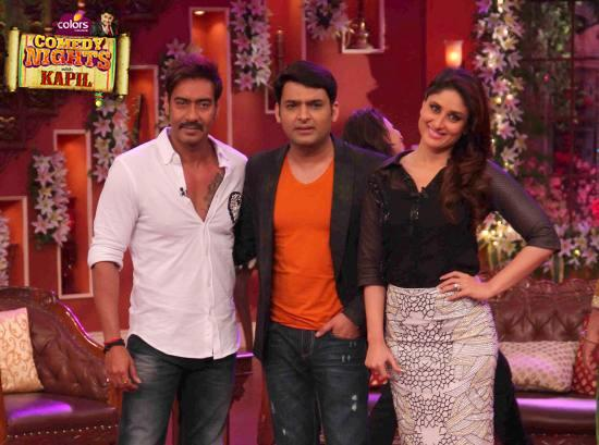 Comedy Nights With Kapil 3rd August (2014)