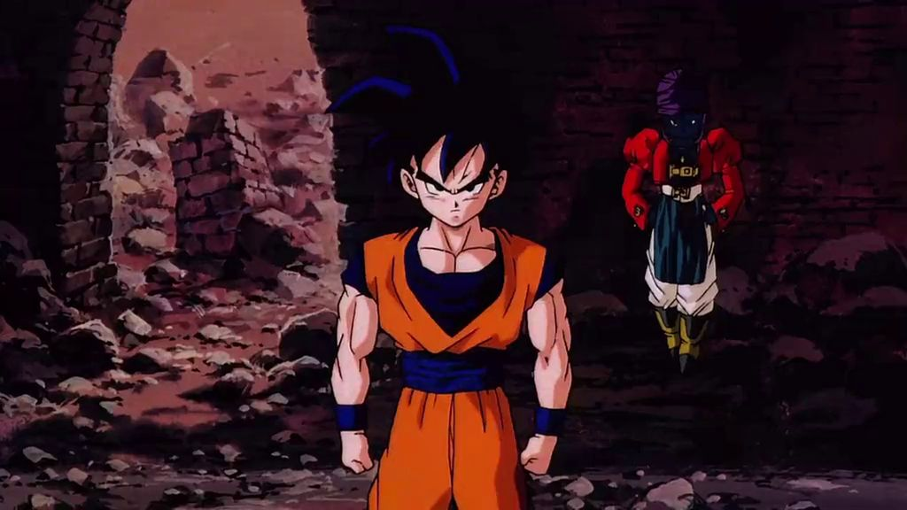 Dragon Ball Z Bojack Unbound 1993