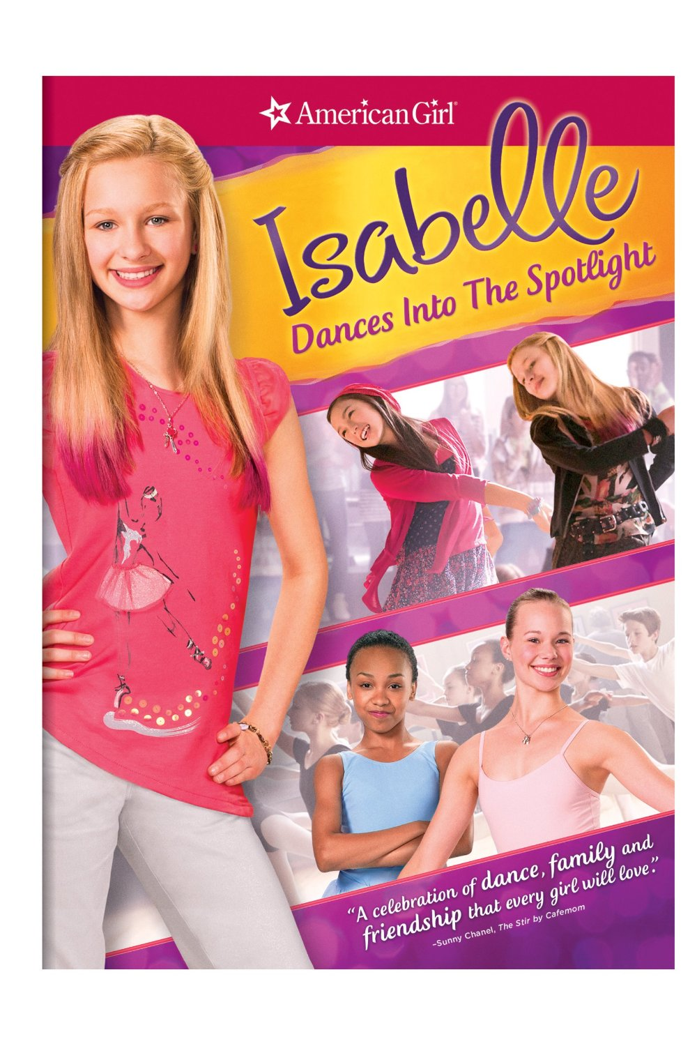 Isabelle Dances Into The Spotlight (2014)