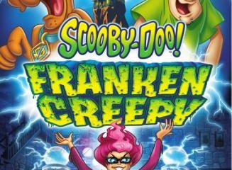 Scooby-Doo! Frankencreepy (2014) English Movie Download in 350MB