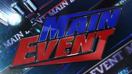 WWE Main Event 26th August (2014)