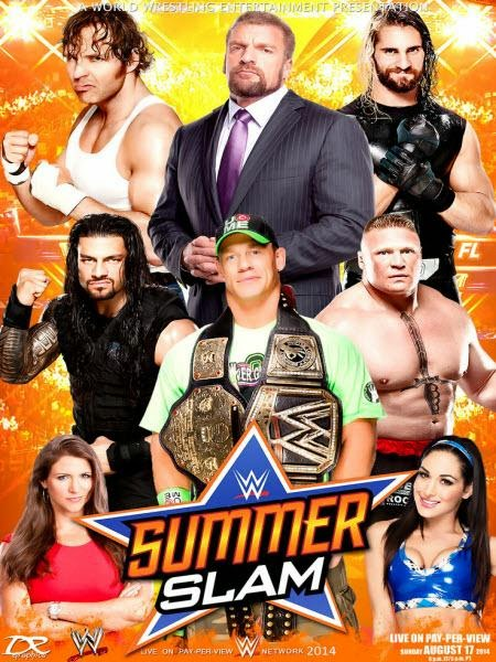 WWE Summer Slam 2014