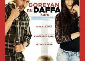 Goreyan Nu Daffa Karo (2014) Punjabi Movie Download 720p