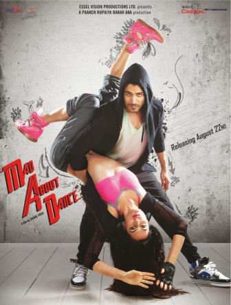 M. A. D: Mad About Dance (2014) Hindi Movie