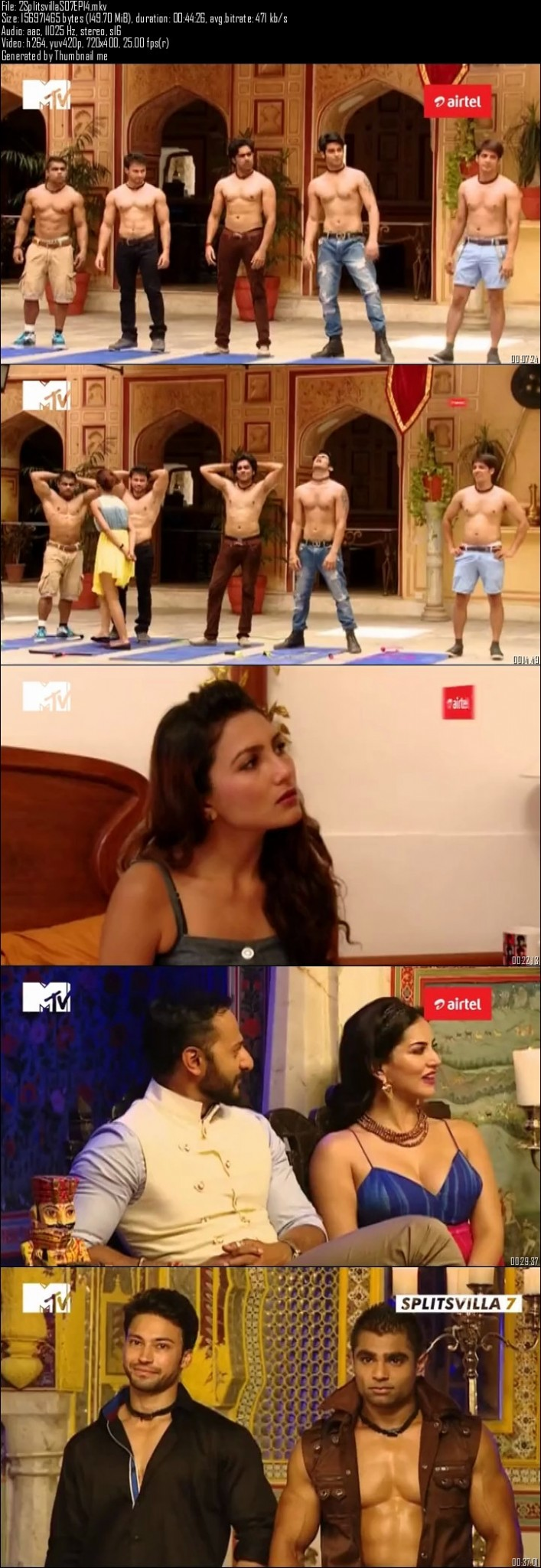 MTV Splitsvilla Season 7 2014