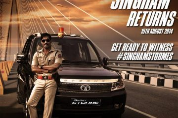 Singham Returns (2014) Hindi Movie Free Download In HD 720p 300MB