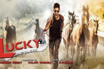 Lucky The Racer (2014) Hindi Dubbed Movie Free Download In HD 480p 300MB