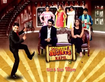 Comedy Nights With Kapil 14th September (2014)