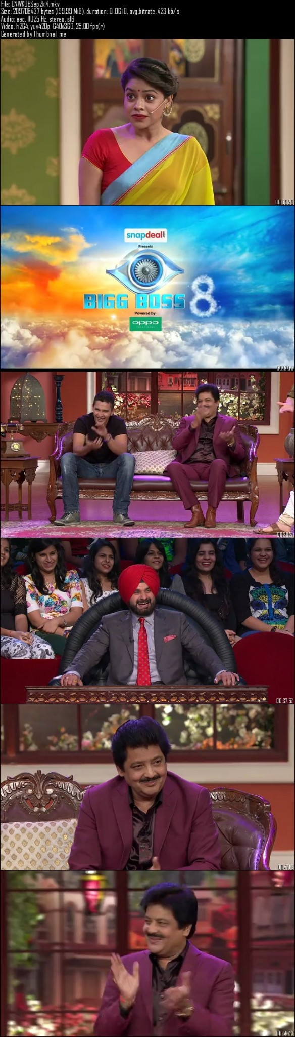 Comedy Nights With Kapil 6th September (2014)2