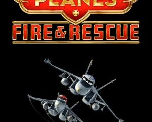 Planes Fire & Rescue (2014) Free Download In English Movie 250Mb 720p