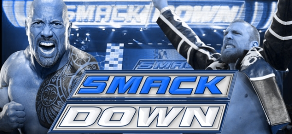 WWE Friday Night SmackDown 3rd October (2014)