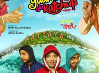 Yaaran Da Katchup (2014) Punjabi Movie 400MB Free Download In HD 480p