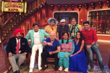 Comedy Nights With Kapil 2nd November (2014) Full HD 480P Free Download