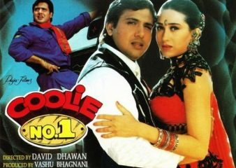 Coolie No. 1 (1995) Hindi Movie 400MB Full HD 480p Free Download
