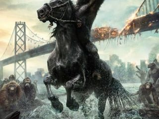 Dawn of the Planet of the Apes (2014) Hindi Dubbed Free Download 480p 250MB