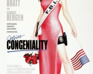 Miss Congeniality (2000) Hindi Dubbed Free Download In HD 480p 200MB