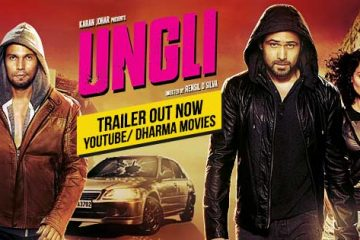 Ungli (2014) Hindi Movie Mp3 Songs Free Download
