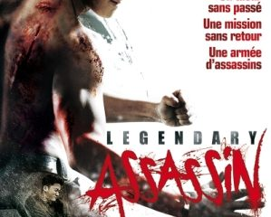Legendary Assassin (2008) Hindi Dubbed Download 400MB 250MB