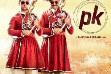 P.K. (2014) Hindi Movie Free Download In DVDSCR