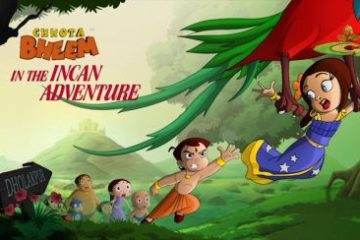 Chhota Bheem and the Incan Adventure (2013) Hindi Dubbed Download HD 480p