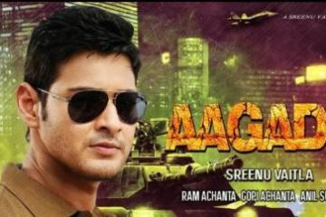 Encounter Shankar (Aagadu) 400MB Hindi Dubbed Download 480p